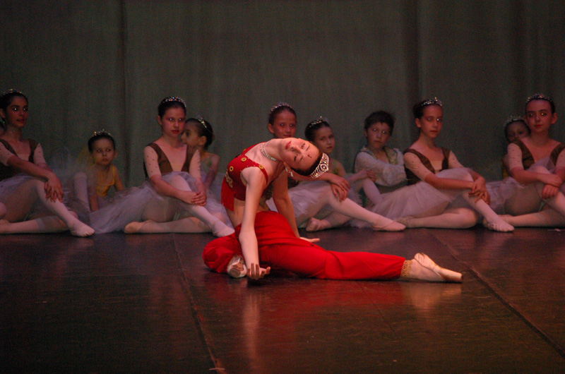 Ecole de ballet - Bayadere  (149)