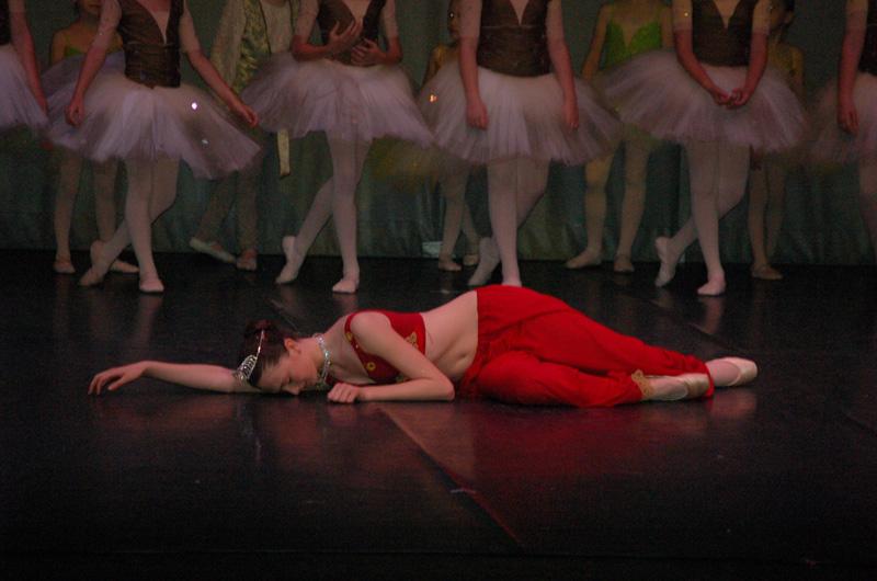 Ecole de ballet - Bayadere  (163)