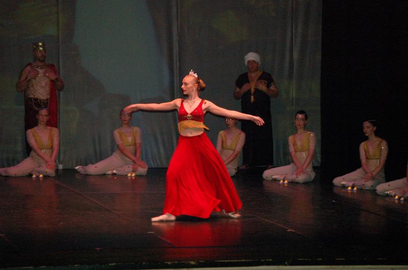 Ecole de ballet - Bayadere  (181)