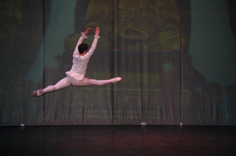 Ecole de ballet - Bayadere  (206)