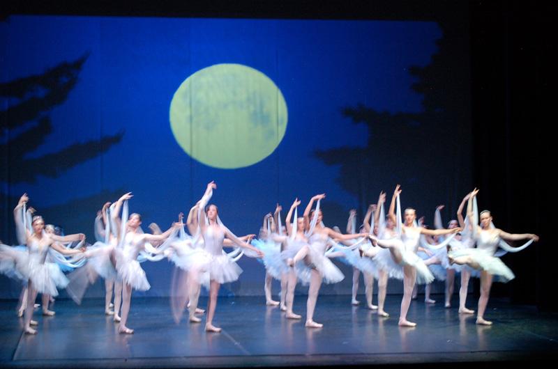 Ecole de ballet - Bayadere  (218)
