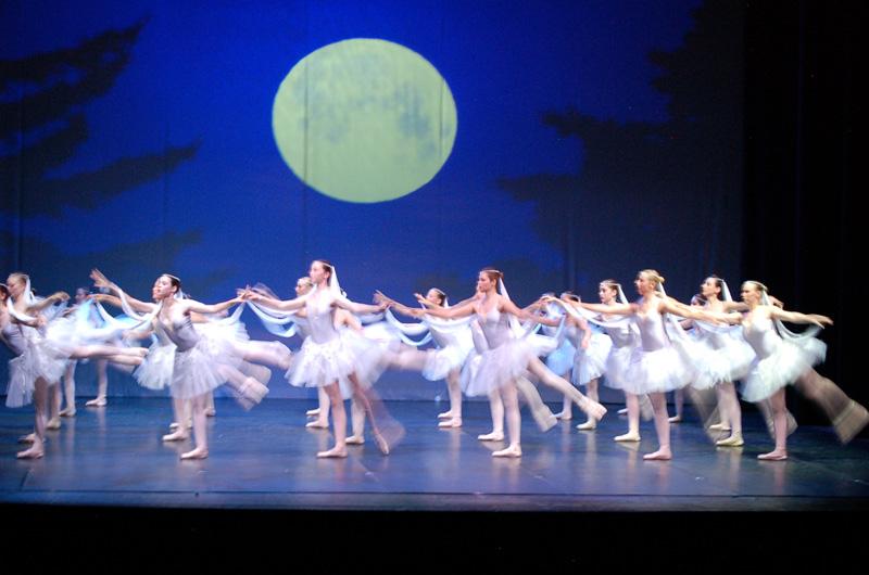 Ecole de ballet - Bayadere  (225)