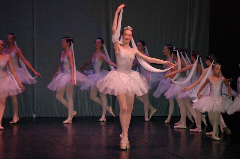 Ecole de ballet - Bayadere  (242)