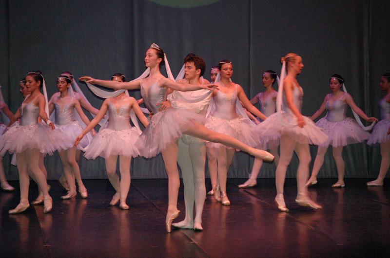 Ecole de ballet - Bayadere  (243)