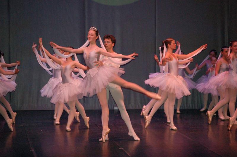 Ecole de ballet - Bayadere  (244)