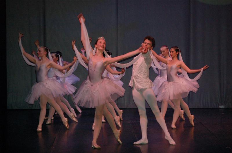Ecole de ballet - Bayadere  (245)