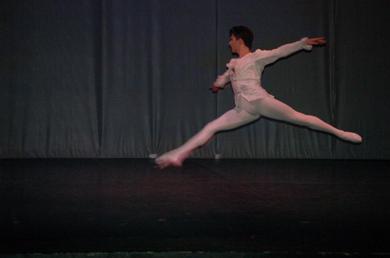 Ecole de ballet - Bayadere  (277)