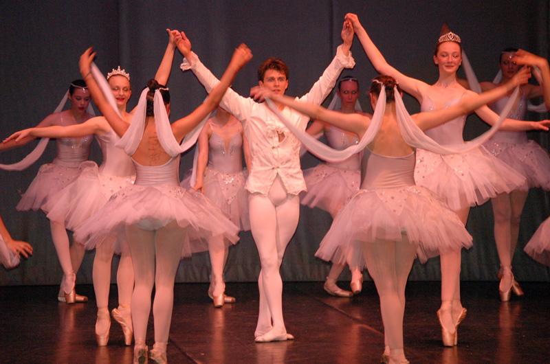 Ecole de ballet - Bayadere  (287)
