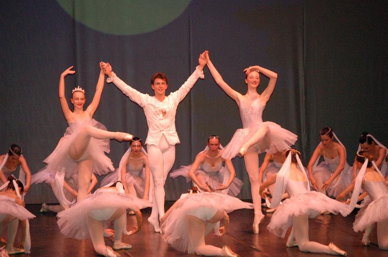 Ecole de ballet - Bayadere  (289)