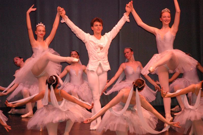 Ecole de ballet - Bayadere  (290)