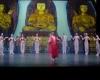 Ecole de ballet - Bayadere  (173)