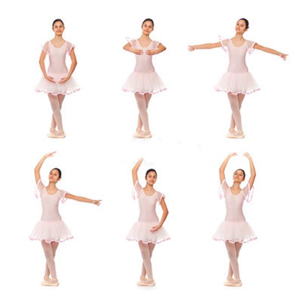 Exceptionnel Le sei posizioni di base della danza classica | ecole de ballet VN52