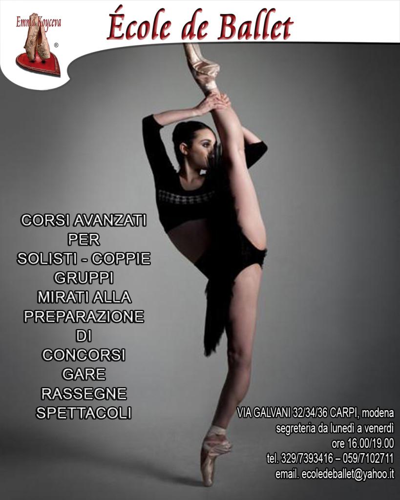 ECOLE DE BALLET - CARPI - PROMO SET  2014 5