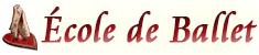 Ecole de Ballet Logo