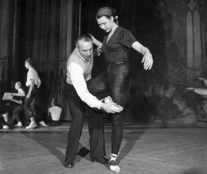 ecoledeballet - George Balanchine